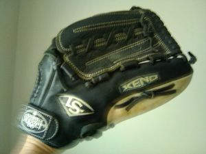 Baseball glove Xtra soft pro louisville slugger for Sale in Columbus, OH