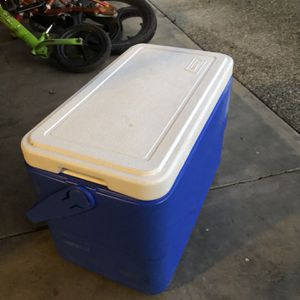 Coleman Cooler for Sale in Lakewood, WA
