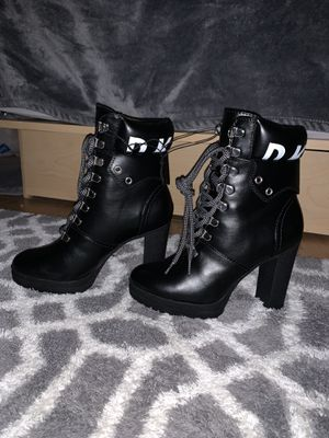 NEW Women's DKNY Style Combat Boots for Sale in Woodbury, NJ