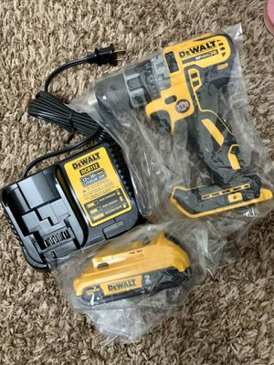 Dewalt XR Drill Driver Kit. New! Price firm for Sale in Fresno, CA