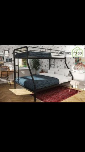 New bunk bed frame for Sale in Dallas, TX