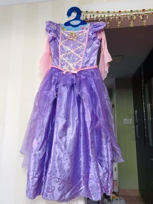 Halloween costume for sale : Ninja warrior, princess Rapunzel and super girl for Sale in Livingston, NJ