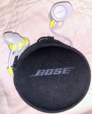 Bose soundsport Bluetooth headphones for Sale in Galloway, OH