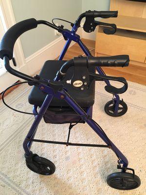 Drive Rollator - walker for Sale in Boston, MA