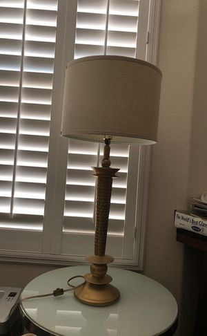 Beautiful lamp $20 for Sale in Las Vegas, NV