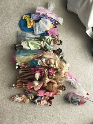 Barbies for Sale in East Wenatchee, WA