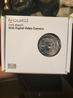 ADuro DVR Camera Watch for Sale, used for sale  Bronx, NY