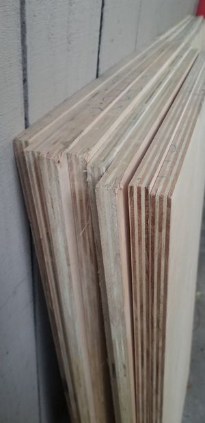 "Plywood 3/4"" and 1/2"" for Sale in Stockton, CA"