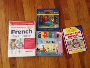 Kid French books for Sale in Los Altos Hills, CA