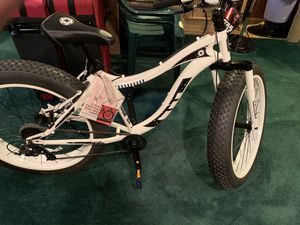 Brand New Huffy Stormtrooper fat tire bike for Sale in Silver Spring, MD