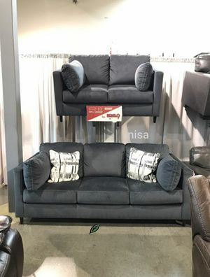 Special for Black Friday ‼ SALES Kennewick Shadow Living Room Set 304 for Sale in Jessup, MD
