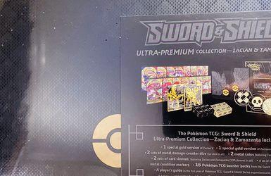 Pokemon Cards: Sword & Shield Ultra Premium Collection Box for Sale in Irvine,  CA