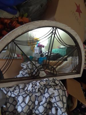 Reflection Mirror $45.00 cash only (serious buyers) for Sale in Dallas, TX