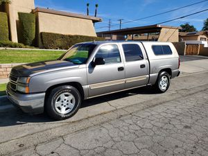2006 Chevy Silverado LT Just Smogged 2020 Tag's Clean Title 👍 for Sale in La Habra Heights, CA