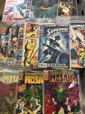 795 COMIC BOOKS for Sale in Myrtle Beach, SC