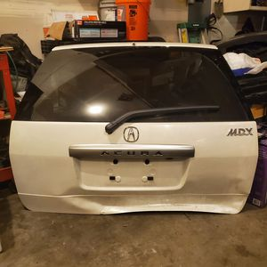 Acura MDX 2004 Tailgate w/ backup camera for Sale in Auburn, WA