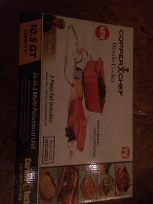 Copper chef wonder cooker for Sale in Everett, WA