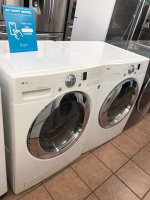 LG Washer and Dryer 🧦 for Sale in Gardena, CA