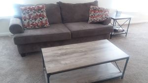 Sofa and loveseat. Good condition only slightly used. Moved and have no room for it anymore. for Sale in Cleveland, OH