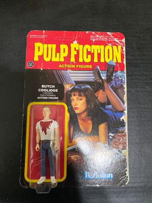 Pulp fiction action figure for Sale in Los Angeles, CA