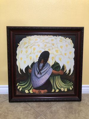 Diego Rivera painting for Sale in Compton, CA
