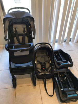 Safety 1st travel system for Sale in Phoenix, AZ