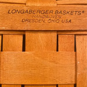 Longaberger Basket for Sale in PA, US