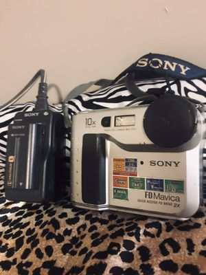 Sony digital camera for Sale in Chillicothe, OH