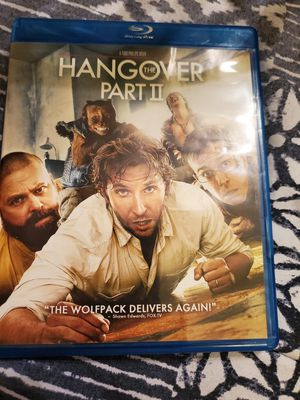 The Hangover Part II Blu-Ray for Sale in Lakeland, FL
