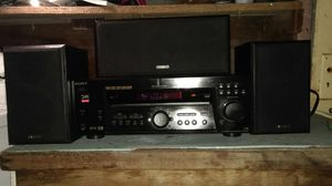 1000 watt SONY Cinema HOME THEATER W/SUB for Sale in Stockton, CA