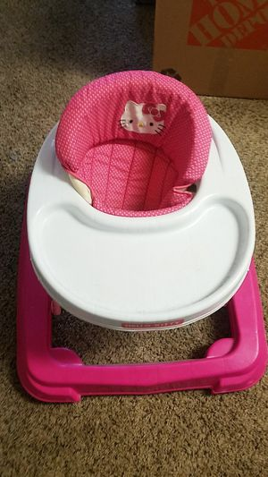 Hello kitty baby walker for Sale in Mesquite, TX