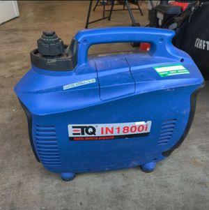 ETQ 1800 Generator for Sale in Round Rock, TX