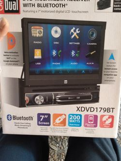 Dual Mp3 Bt Car Stereo for Sale in Houston,  TX