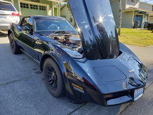 1980 Chevy Corvette for Sale in Port Orchard, WA