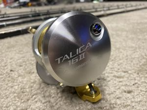 Shimano Talica 16ii Reel for Sale in Vista, CA
