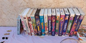 Disney VHS tapes for Sale in Yuma, AZ