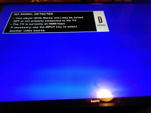 Sanyo 55 inch TV for Sale in Cranston, RI