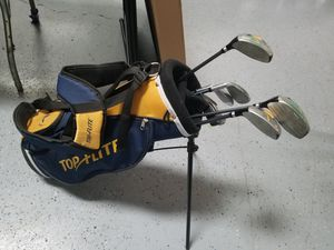 Top Flite Kids/Jr Golf Club Set for Sale in Tacoma, WA