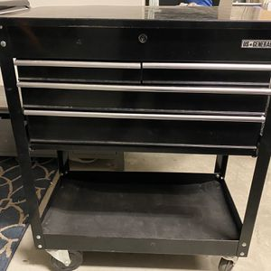 4 Drawer Roll Cart for Sale in Fontana, CA
