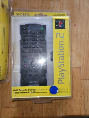 Brand new Playstation remote control (use on DVD player as well) for Sale in Tampa, FL