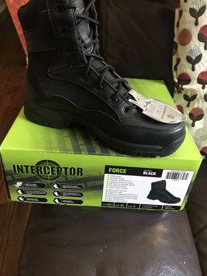 Interceptor Tactical Footwear for Sale in Irving, TX