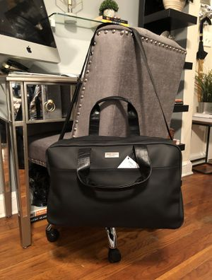 New! Jimmy Choo bag Great for the weekends. Unisex bag great for both men and women. Brand new with tags from Jimmy Choo perfume's. Excellent conditi for Sale in Washington, DC