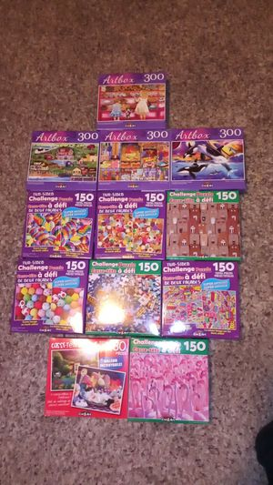 Brand-new puzzles for Sale in Lebanon, OR