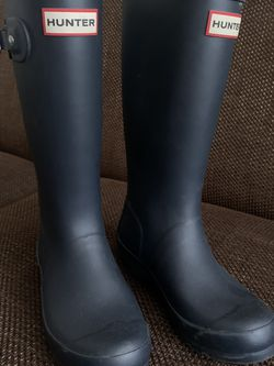 Hunter Rain Boots Girl's Sz. 3 (Boy's - 2) Like New for Sale in Oakland,  CA