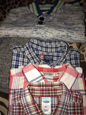 Size: 5/6 $25 For All Ralph Lauren Polo, Gap Kids, Old Navy, and Toys R Us! for Sale in Henderson, NV