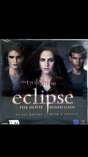 the twilight saga eclipse board game for Sale in Kissimmee, FL