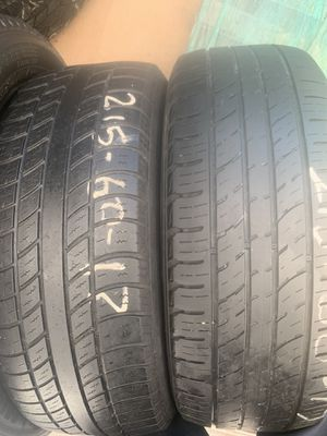 Get both tires for $25 for Sale in Upland, CA