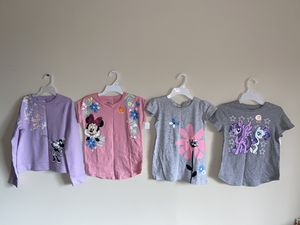NEW Girl shirts size 7 for Sale in Commerce Charter Township, MI