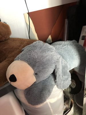 Big stuffed animal dogs 🐕 for Sale in Upland, CA