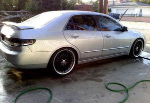 Single.owner 2003 Honda Accord 2.4L Needs.Nothing 4WDWheels One Owner for Sale in Los Angeles, CA